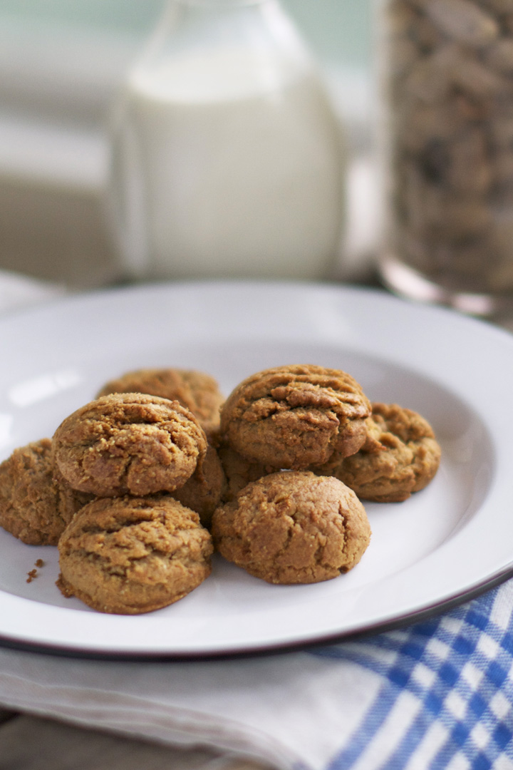 Keep It Real Food Company - Flourless Peanut Butter Cookies
