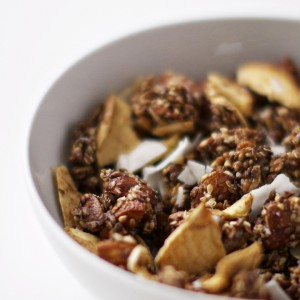 No-Grain Granola